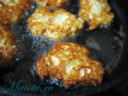 Котлетки из куриной грудки – кулинарный рецепт