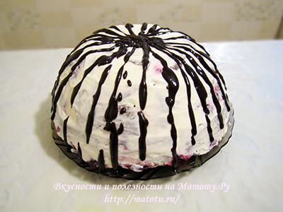 Сметанный торт Панчо