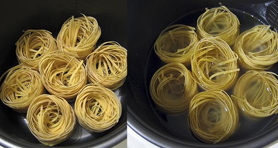 рецепт фаршированные гнезда с фото
