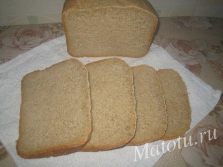 Пшенично-ржаной хлеб