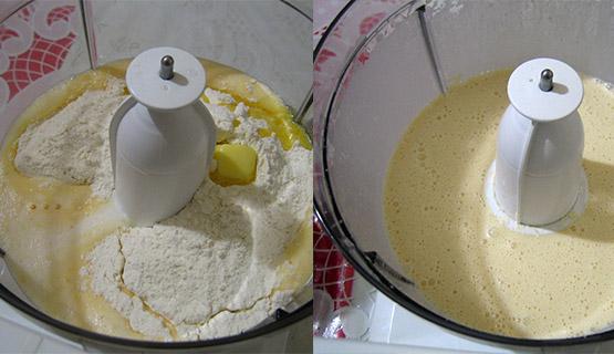 Как сделать тесто на комбайне