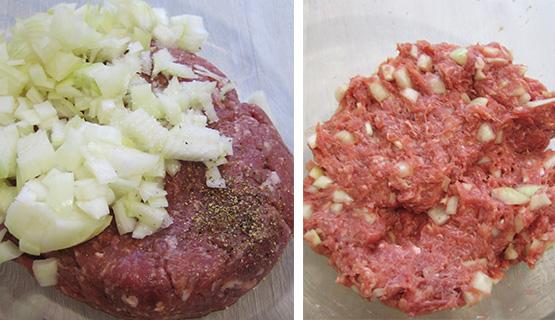 Беляши с мясом в духовке
