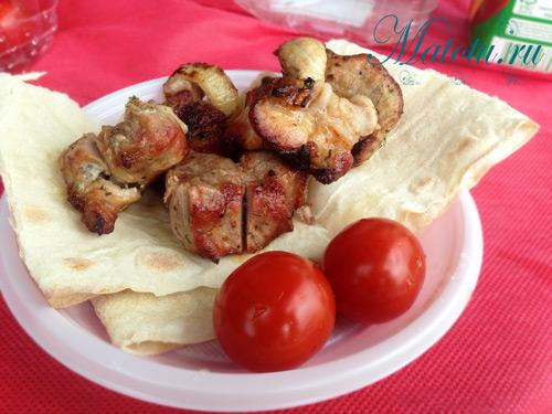 Свиное раксо – кулинарный рецепт