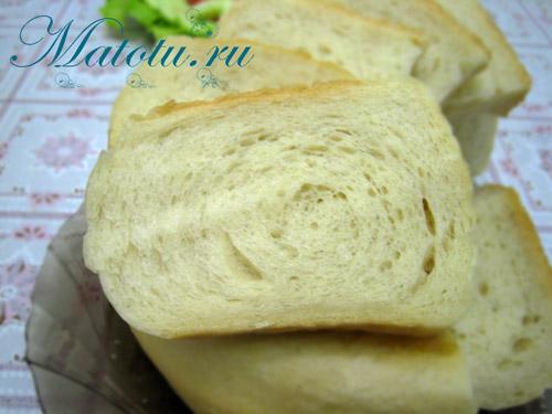 Французский хлеб в мультиварке