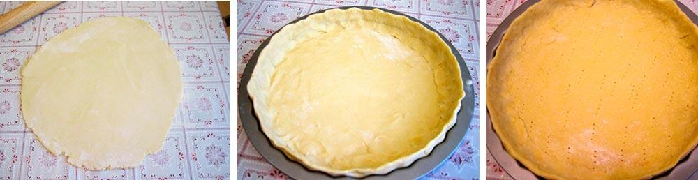 Слоеный пирог с грибами и сыром – кулинарный рецепт
