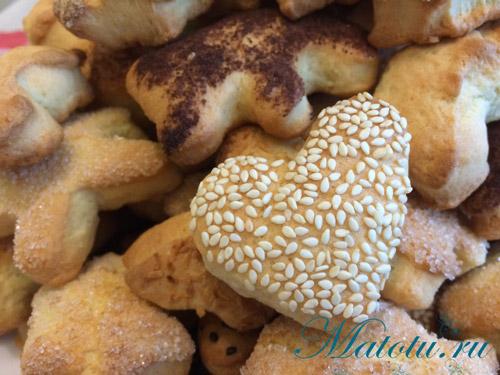 Печенье на аммонии