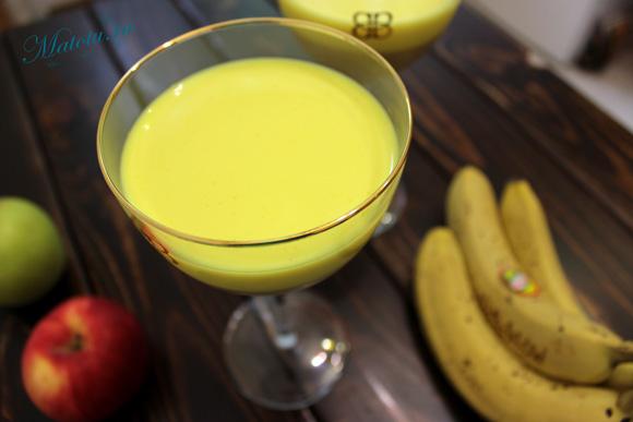 Молочное желе (рецепт)