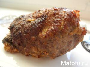 Рецепты мяса
