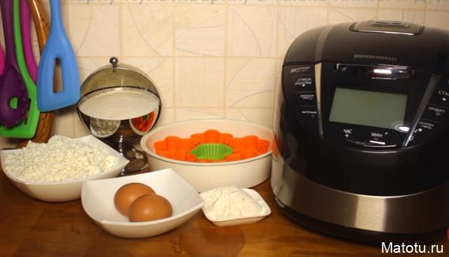 Рецепт диетических сырников