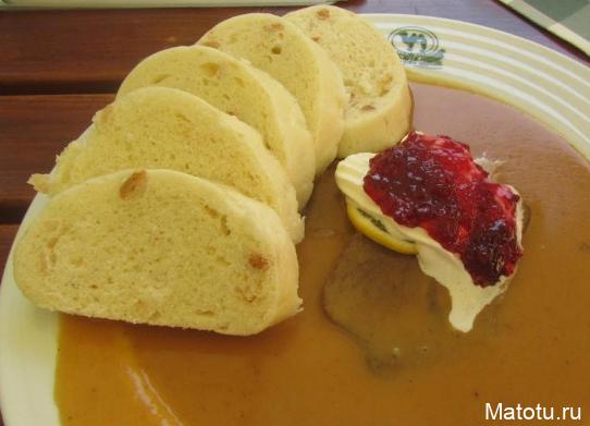 Рецепты чешской кухни
