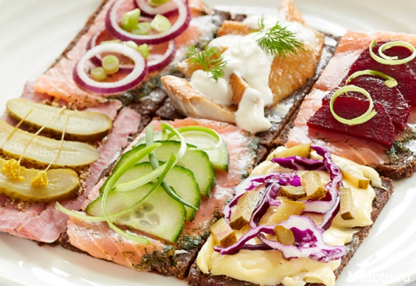 Рецепты датской кухни