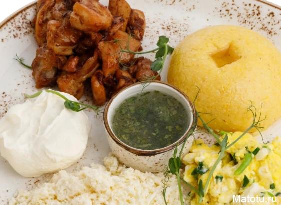 Рецепты молдавской кухни