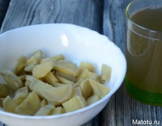 Рецепт имбирного эля